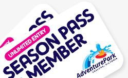 Adventure park season passes