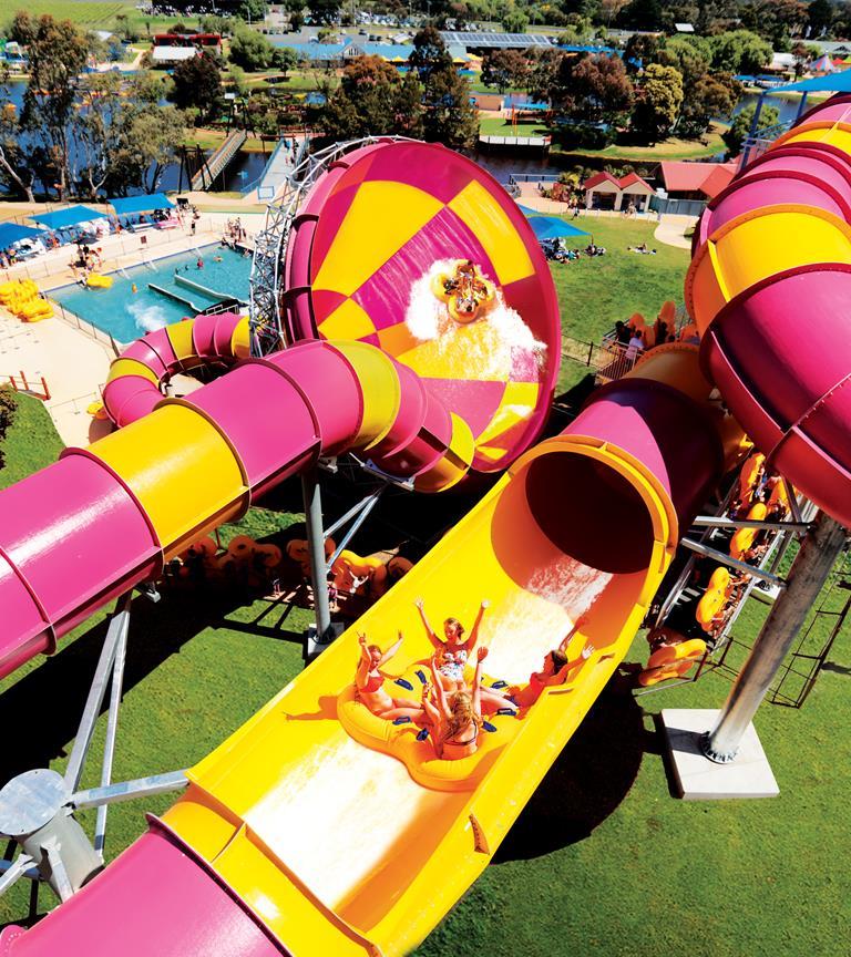 Adventure Park Geelong Pictures