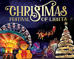 CHRISTMAS FESTIVAL OF LIGHTS!