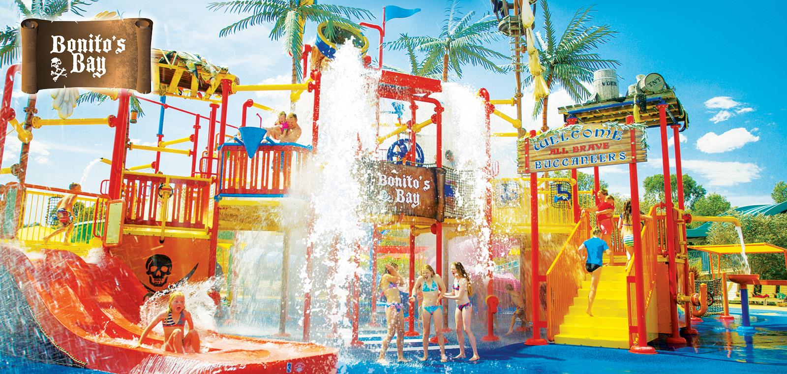 The biggest best water park in melbourne adventure park geelong adventure park home banner maxwellsz