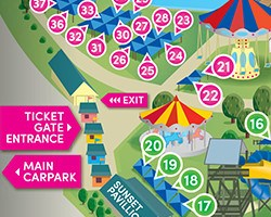 Marquee Map