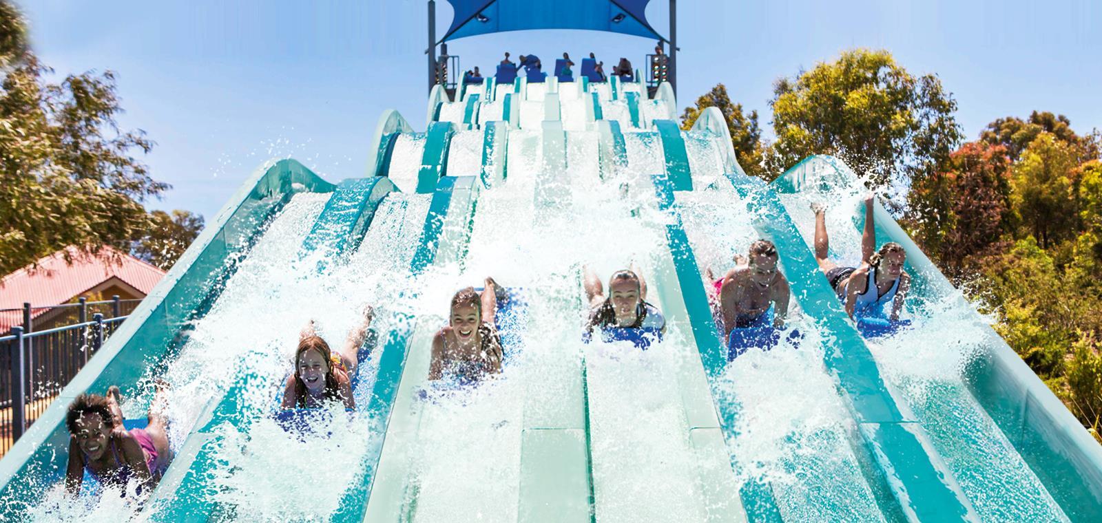 Adventure Park Geelong Victoria S Biggest Water Park