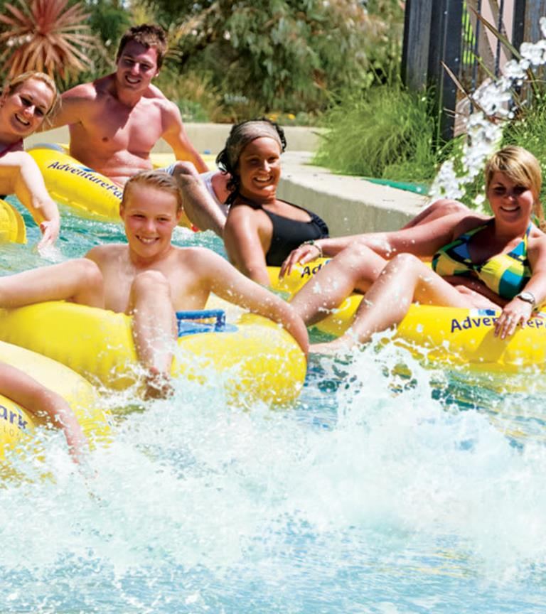 Adventure park geelong victoria 39 s biggest water park - Victoria park swimming pool price ...